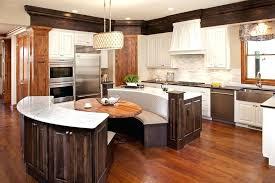 deco cuisine marron deco cuisine marron cuisine idee deco cuisine ouverte sur salon avec