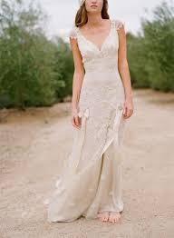 Beautiful Rustic Wedding Dress For Girls