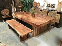 Solid Wood Dinning Room Table Wonderful Best Ideas On Inside