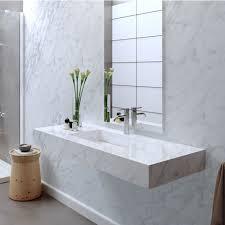 carrara marmor wandwaschbecken c2 riluxa