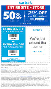 Carters Coupons - 15-25% Off $20+ At Carters, Or Online Via ... Latest Carters Coupon Codes September2019 Get 5070 Off Credit Card Coupon Code In Store Northern Threads Discount Giant Rshey Park Tickets Free Shipping Code No Minimum Home Facebook Beanstock Coffee Festival Promo Bedzonline Veri Usflagstore Com 10 Nootropics Depot Discount 7 Verified Cult Beauty Codes For February 122 Hotstar Flipkart Burpee Catalog Coupons Promo September 2019 20