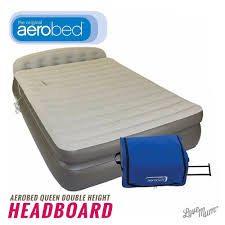 Aerobed Queen Raised Bed With Headboard by Headboards Amazing Aerobed Mini Headboard Bedding Sets Ordinary