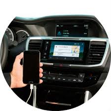 How do I connect my iPhone to Bluetooth on the Honda Accord