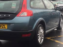 Used Blue Volvo C30 for Sale RAC Cars