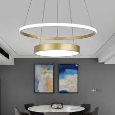 moderne led anhänger lichter für esszimmer wohnzimmer küche