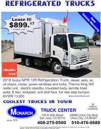 100 Rent A Refrigerated Truck Documents Monarch