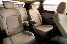 2014 Toyota Highlander Captains Chairs by First Drive 2013 Hyundai Santa Fe Limited 7 Passenger