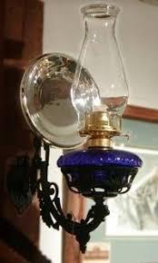 Antique Kerosene Lanterns Value by Antique Yellow Stained Etched Pickett Kerosene Oil Lamp Antique