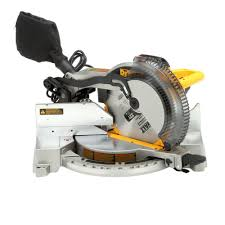 Dewalt Tile Saws Home Depot by Dewalt 15 Amp 12 In Heavy Duty Single Bevel Compound Miter Saw