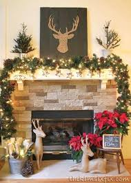 Stunning Rustic Christmas Decor Ideas