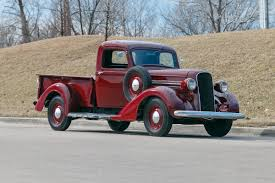 1937 Fargo Pickup | Fast Lane Classic Cars