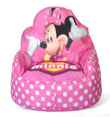 Minnie Mouse Room Decorations Walmart by Amazon Com Disney Minnie Mouse Toddler Bean Bag Sofa Chair Toys