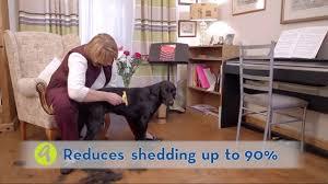 furminator deshedding tools for dogs youtube