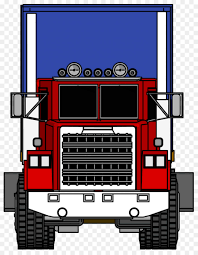Semi-trailer Truck Fire Engine Clip Art - Truck Clipart Png Download ...