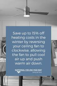 Ceiling Fan Counterclockwise In Winter by 314 Best Fans Images On Pinterest Ceiling Fans Ceilings And Angles