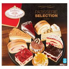conditorei coppenrath wiese patisserie selection 800g