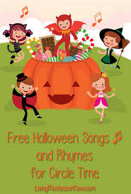 Shake Dem Halloween Bones Activities by Halloween Songs And Rhymes For Circle Time