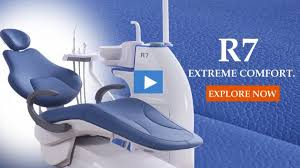 Royal Dental Chair Foot Control by Mr Right R7 Dental Chair Extreme Comfort Mr Right Dental