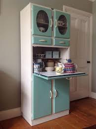 1950s Vintage Kitchen Larder Cupboard Cabinet Kitchenette