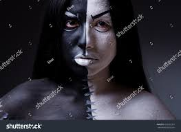 Is Halloween A Satanic Holiday by Satan Halloween Concept Scary Woman Stock Photo 232032307