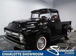 1956 Ford F-100 For Sale #65502 | MCG 1956 Ford F100 Panel Hot Rod Network Classic Cars For Sale Michigan Muscle Old Ford F800 Alto Ga 977261 Cmialucktradercom Pickup Allsteel Truck Sale Hrodhotline 2door Pickup Big Back Window Original V8 Fordomatic Big Window Truck Project 53545556 Rides Pinterest Trucks And Trucks Coe Accsories 4clt01o1956fordf100piuptruckcustomfrontbumper