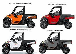 Dragonfire Racing HiBoy Door Graphics for Polaris Ranger XP 900