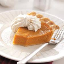 Storing Pumpkin Pie by Cinnamon Pumpkin Pie Recipe Taste Of Home