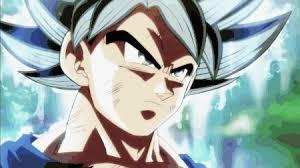 Super Badass Ultra Instinct Goku Gifs