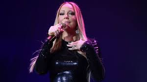Nbc Christmas Tree Lighting 2014 Mariah Carey by Maybe It U0027s Prayer Or Tea But Mariah Carey Is Sounding Better