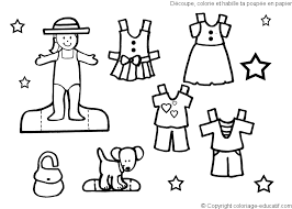 Dress Coloring Pages 2