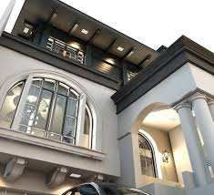 100 House Architect Design Classic 3 Storey Deisgn By