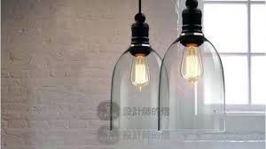 new kitchen amazing clear glass pendant lights for kitchen island