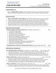Healthcare Administration Resume Samples New Examples For Hospital Elegant 20 Entry Level