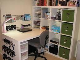 Corner Desk Organization Ideas by 25 Unique Craft Corner Ideas On Pinterest Craft Desk Craft