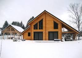 chalet de montagne en kit les témoignages ma maison en bois