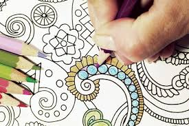 Why Adult Coloring Books Are All The Rage