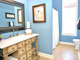 wall decor fascinating blue bathroom wall decor design wall