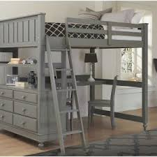 Low Loft Bed With Desk Plans by Bedroom Rustic Loft Bed Loft Bed With Desk And Storage Plans