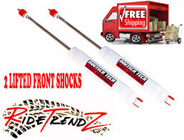 100 Lifted Truck Shocks F150 99 FRONT 23 LIFT DOETSCH TECH NITRO GAS SHOCK KIT 4 YOUR