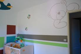 stickers ours chambre bébé stickers ours chambre bb stunning coller tout simplement notre