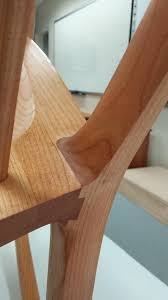 Sam Maloof Rocking Chair Video by Sam Maloof Inspired Cherry Rocking Chair Capstone Project