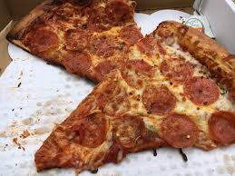 Denver Pizza pany serves big floppy slices