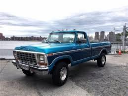 100 1978 Ford Truck For Sale F250 For ClassicCarscom CC1121573