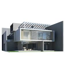 3d House Free Download