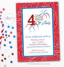 Pumpkin Patch Caledonia Ontario by Patriotic Invitation 4th Of July Party Summer Bbq Birthday