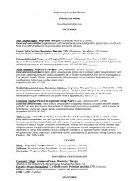 Free Download Sample Best Respiratory Therapist Resume Template Of Now Therapy Resumes Examples