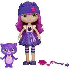Walmart Purple Bathroom Sets by Little Charmers Hazel Magic Doll Walmart Com