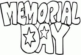 Free Printable Memorial Day Coloring Pages Ziho