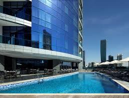 100 Hotel In Dubai On Water In Business Bay Radisson Blu Front