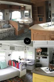 Camper Interior Decorating Ideas by When She Told Us She Spent Just 350 On This Camper Makeover We